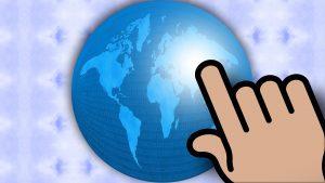 Virtual travel using Skype