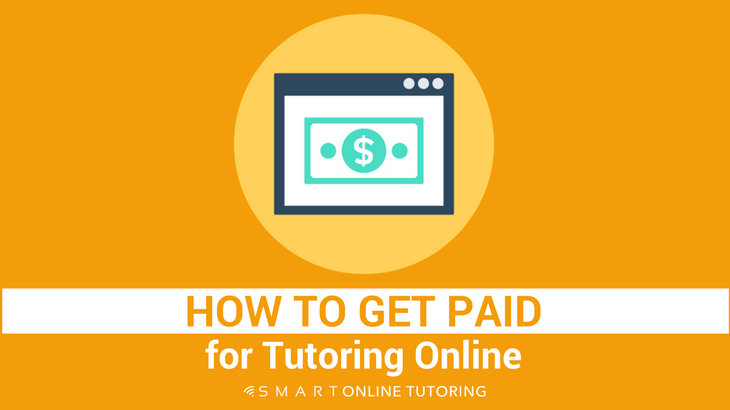How to get paid for tutoring online