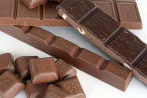 Online tutoring and chocolate