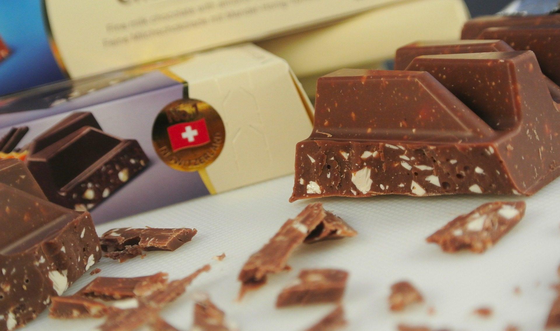 Swiss chocolate and online tutoring