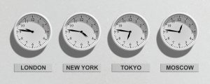 Time zones for online tutoring