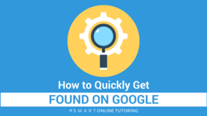 How to quickly get found on Google