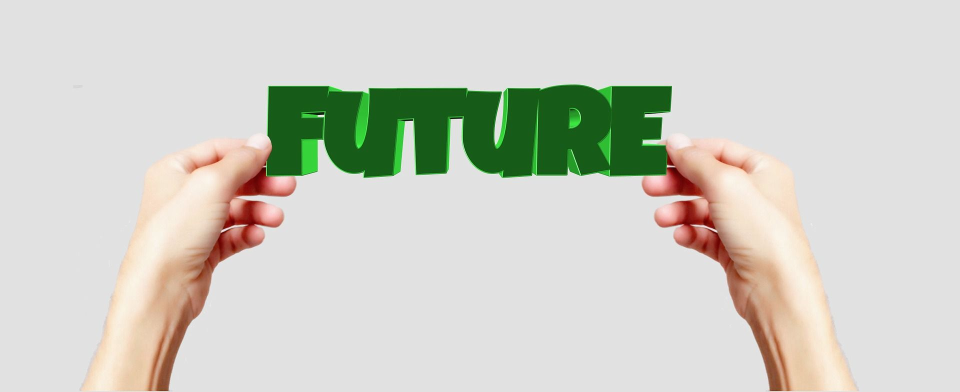 In control of your future