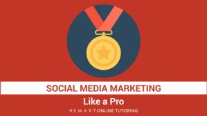 Social media marketing like a pro