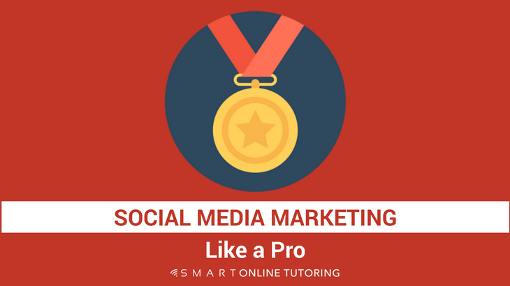 Social media marketing like a pro