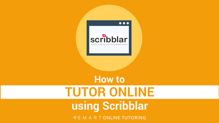 How to tutor online using scribblar