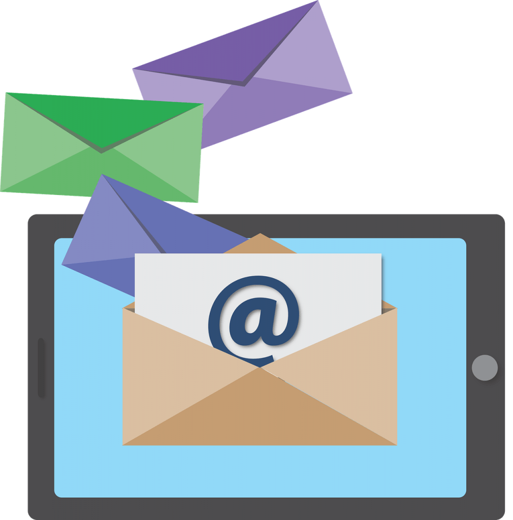 Email outreach for online students