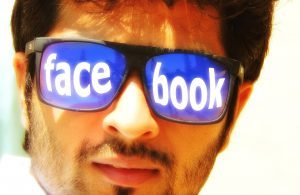 Facebook outreach for online students
