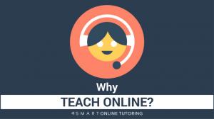 Why teach online?