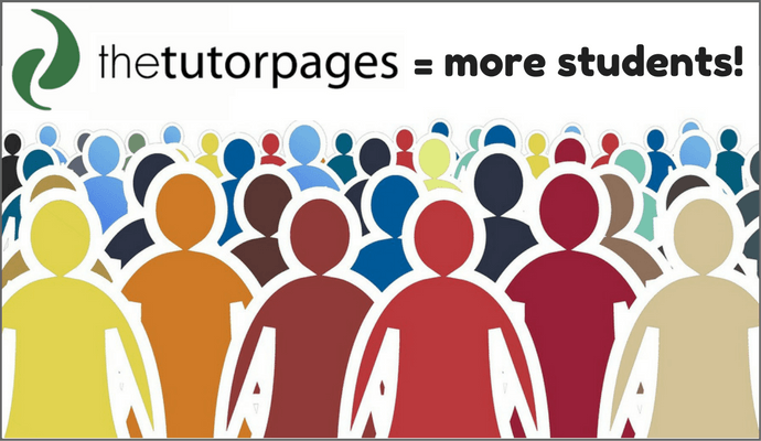 Get more students with the tutor pages