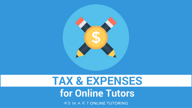 Tax and expenses for online tutors
