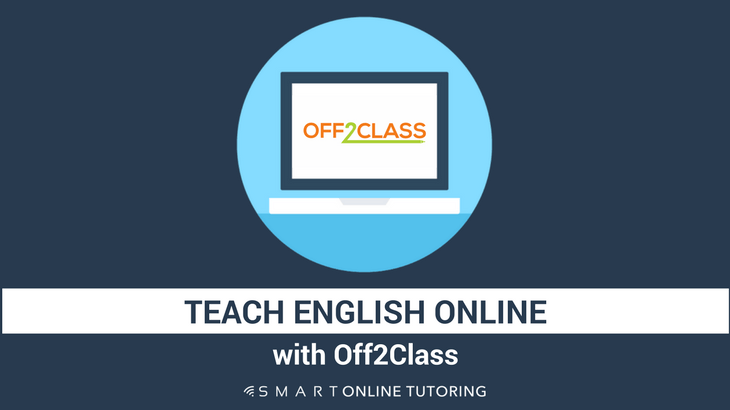 Teach English online with Off2Class