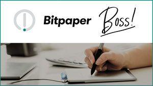 BitPaper Boss